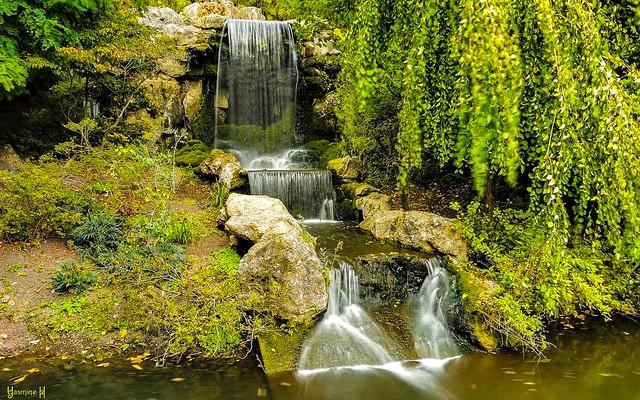 Waterfall - 7541