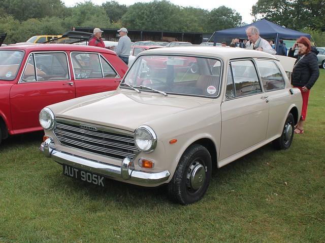 AUT 905K - 1971 Morris 1300