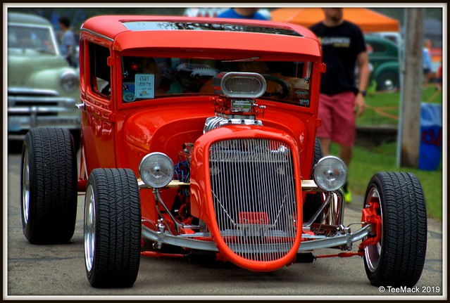 1929 Ford Coupe Hot Rod