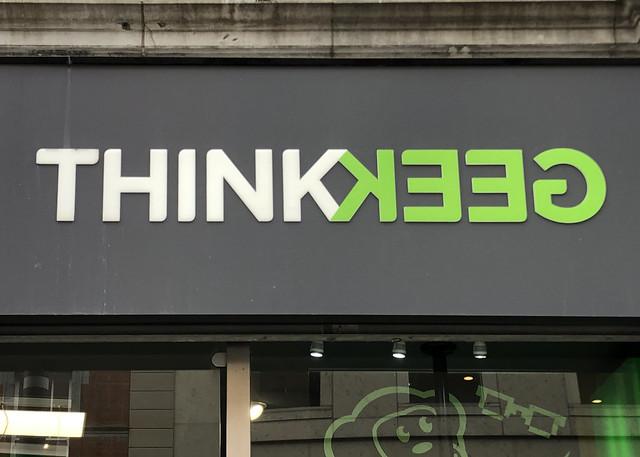 Dublin - Think Geek!