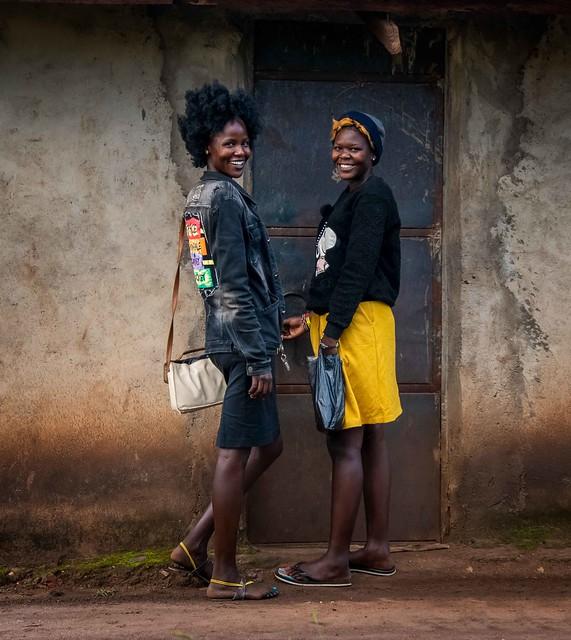 Karamoja Girls