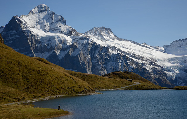 Bachalpsee, Switzerland