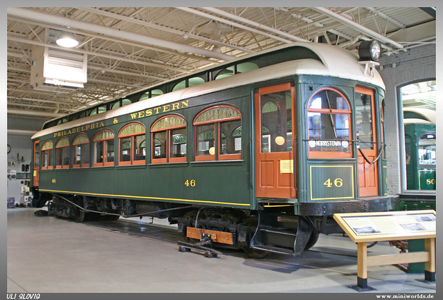 Electric City Trolley Museum