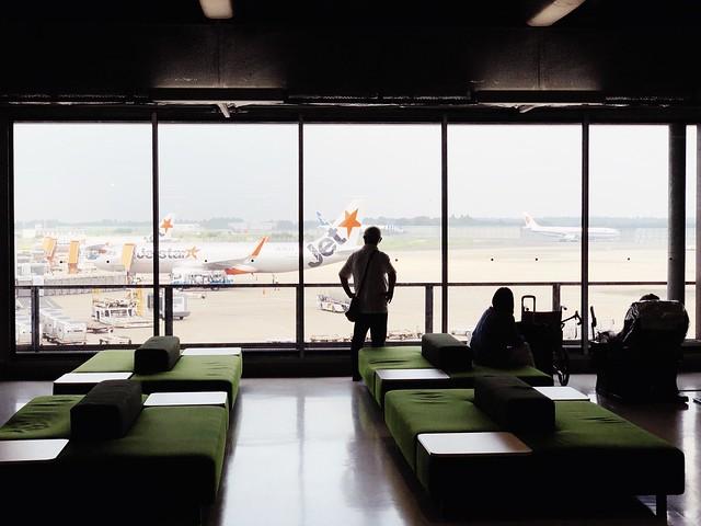 成田空港第3ターミナル国内線