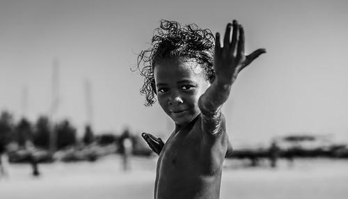 Madagascan Portrait