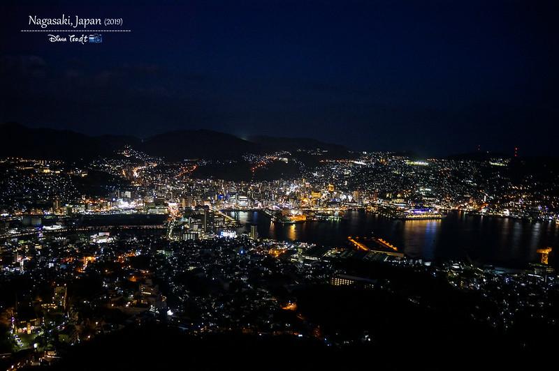 2019 Japan Kyushu Nagasaki Mt. Inasayama Observatory