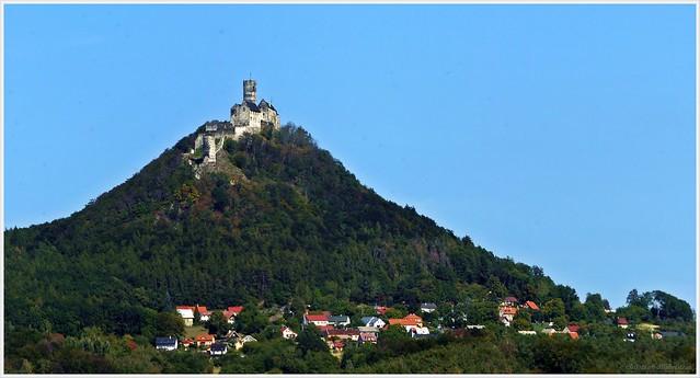 Burg Bösig (Hrad Bezděz)