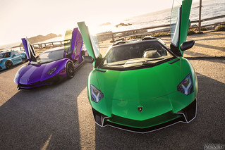 Lamborghini Aventador SVs