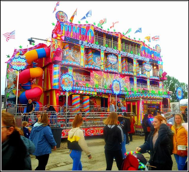 Jumbo  Circus ..