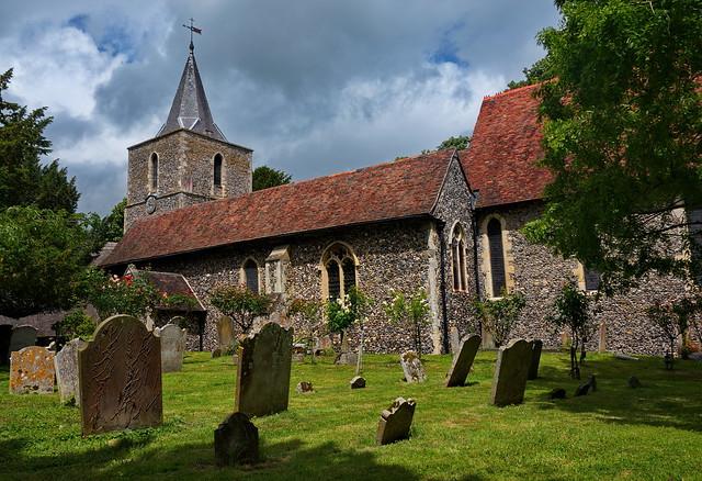 St Vincent's Church, Littlebourne
