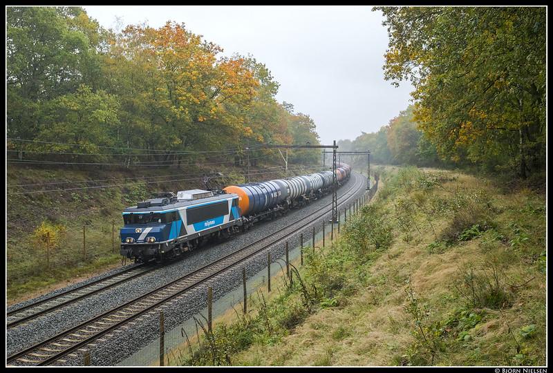 Railpromo/TCS 101002, Hoog Soeren