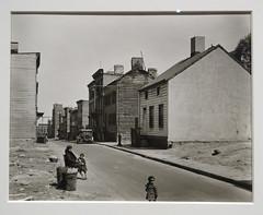 Photo exhibition Berenice Abbott, Huis Marseille Amsterdam