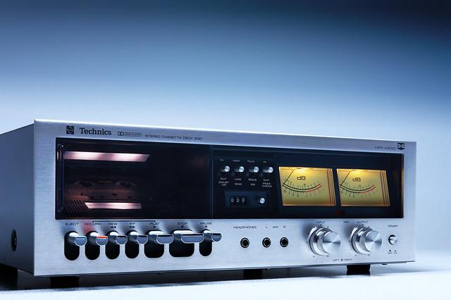 Technics RS 630 Stereo Cassette Deck