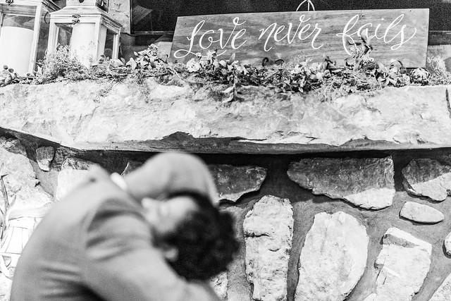 Kauffmann Wedding - The Reception