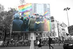 Roze in Blauw Amsterdam 20 years