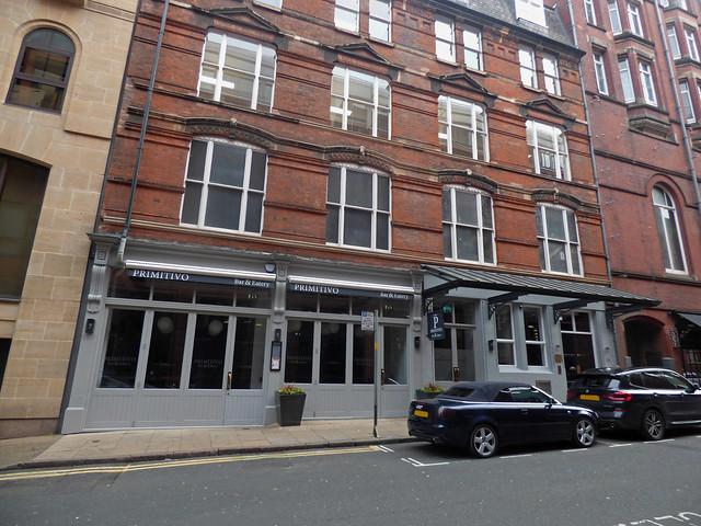Primitivo - The Grand Hotel - Barwick Street, Birmingham