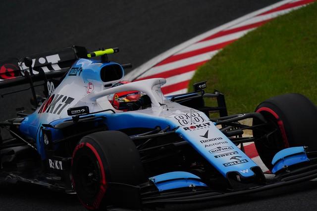 2019 Formula1 Japanese Grand Prix FP1&2