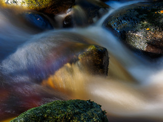 Rocks and Flowing Water V2 Oct 2019