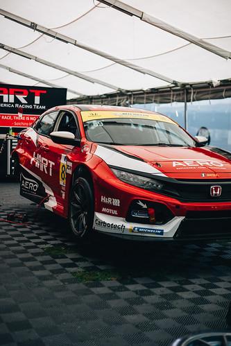 Honda Civic TCR Photo