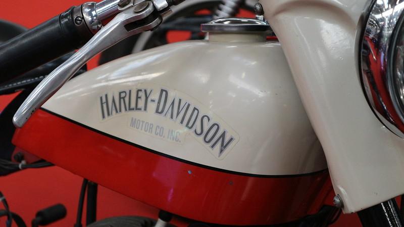 Harley Davidson 165 ST / Moteur DKW 165 Cm3 / 1959 48886451793_a3990d756f_c