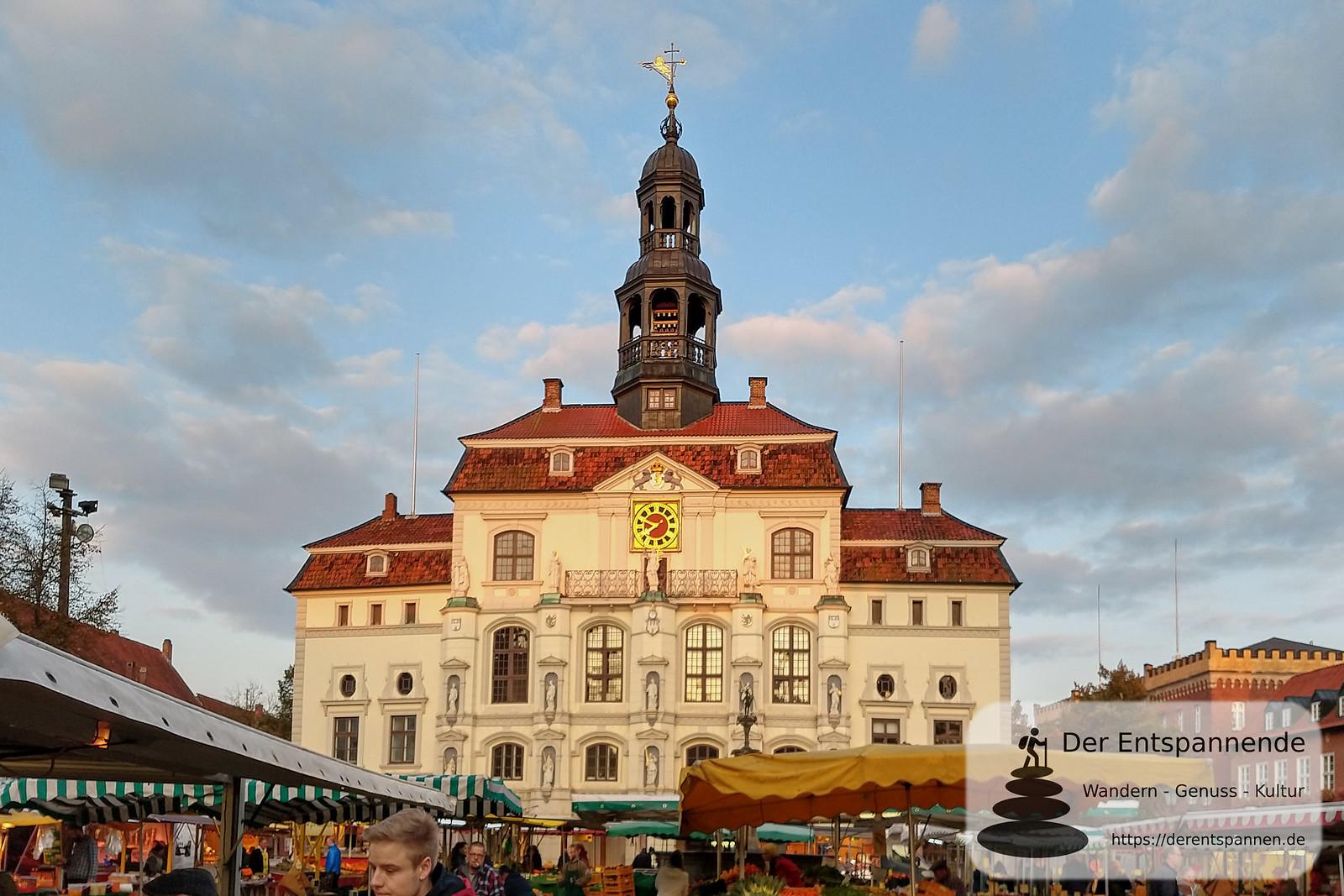 Rathaus von Lüneburg
