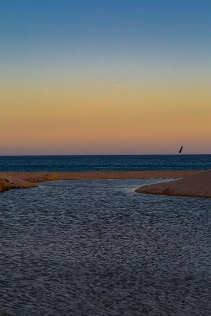 Sunset at Fishermen's Beach