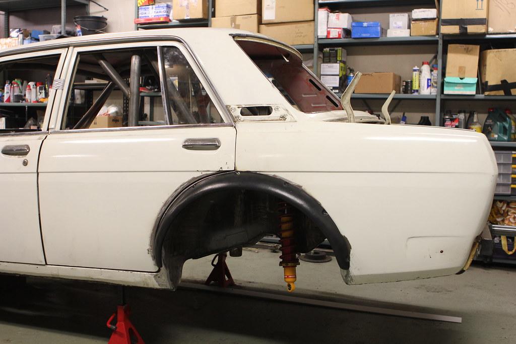 Japrnoo: Datsun 510 & EX Audi S3 48886585993_bdd129ccf9_b