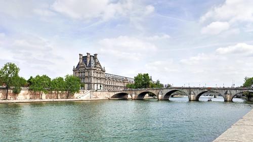 P1110613_Paris Pont Royal Musée du Louvre