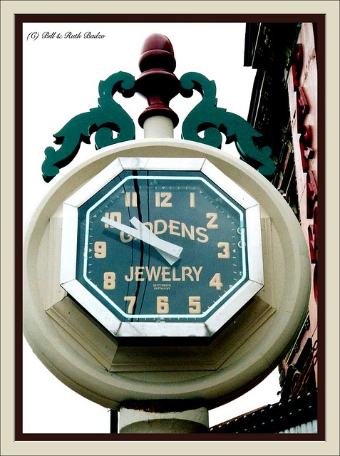 L. D. Giddens and Son Jewelry Store - Goldsboro -  North Carolina - Historical Commercial Store