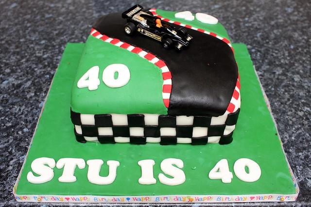 40th Birthday Cake (41/52)