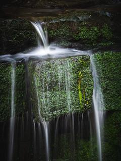 Jesmond Dene Falls 2