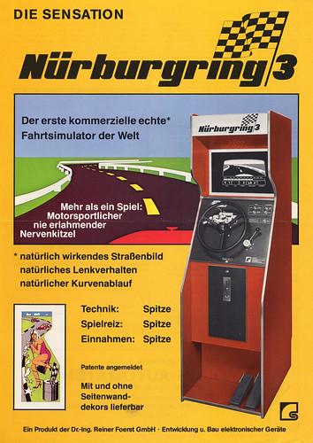 Nurburgring 3 poster