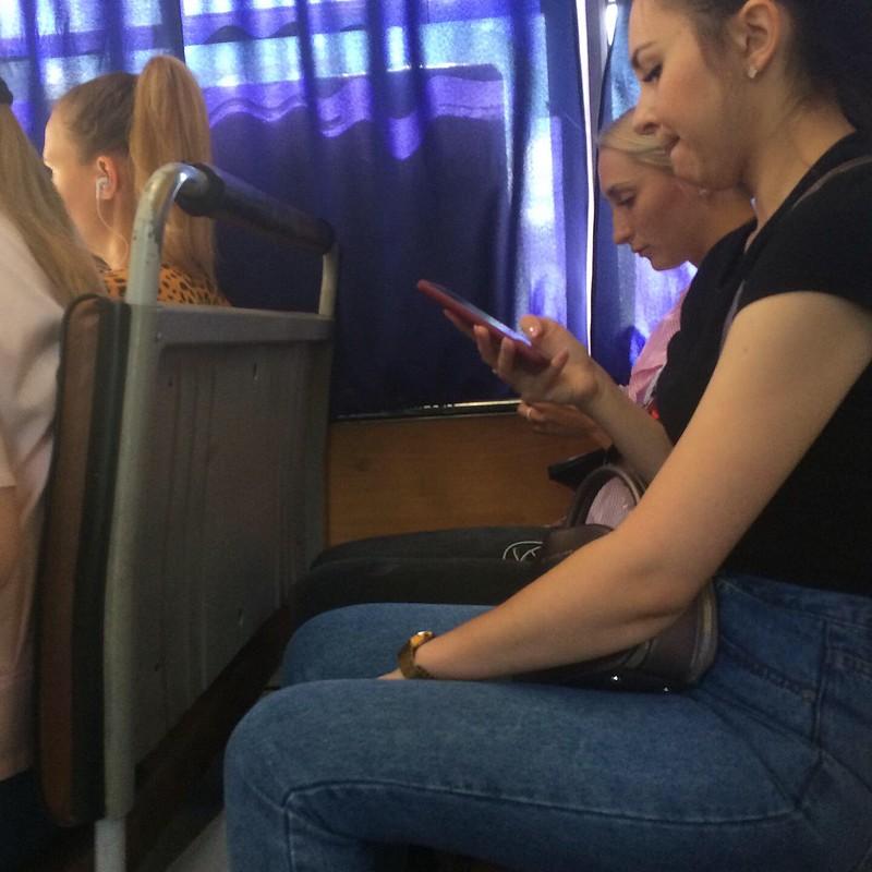 Летние пассажиры