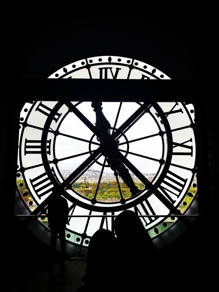 Musée de Orsay Time Piece