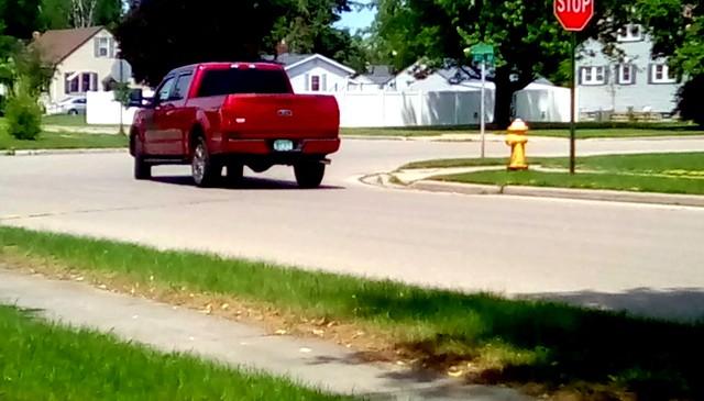 Pickup truck - HTT Menominee Michigan