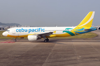 RP-C3260  -  Airbus A320-214  -  Cebu Pacific  -  HKG/VHHH 12/10/19 | by Martin Stovey