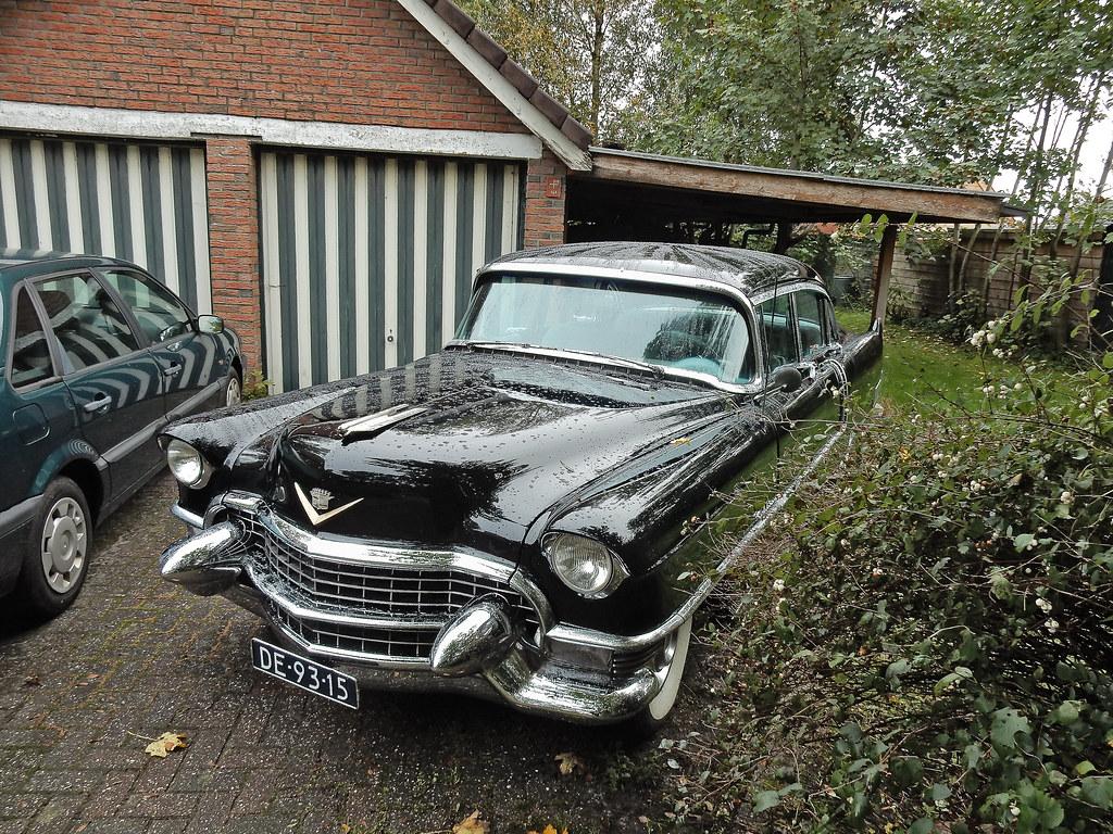 Cadillac Fleetwood Sedan 1955* (N4361)
