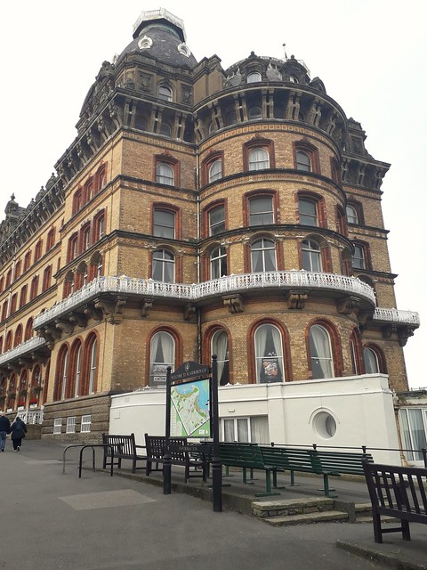 The Grand Hotel Scarborough Yorkshire