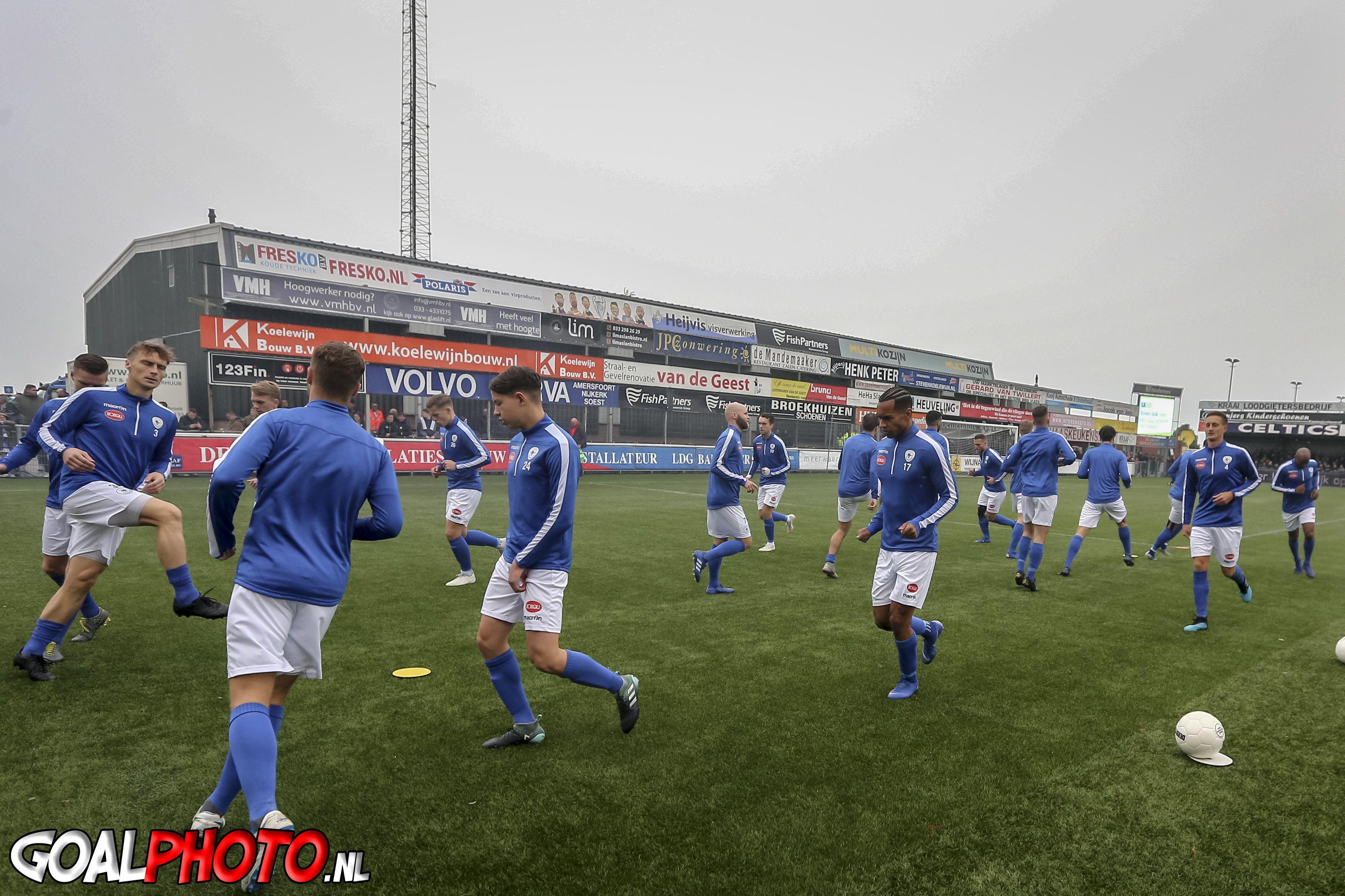 IJsselmeervogels - Spakenburg 12-10-2019
