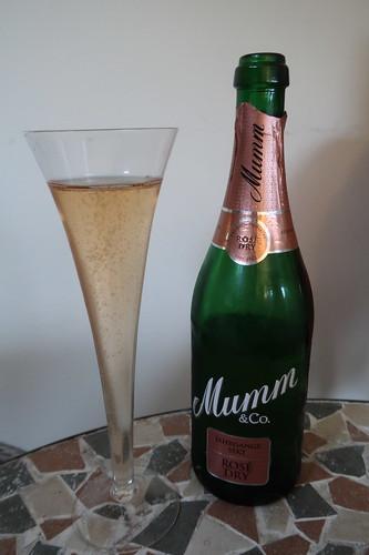 Mumm Rosé Dry