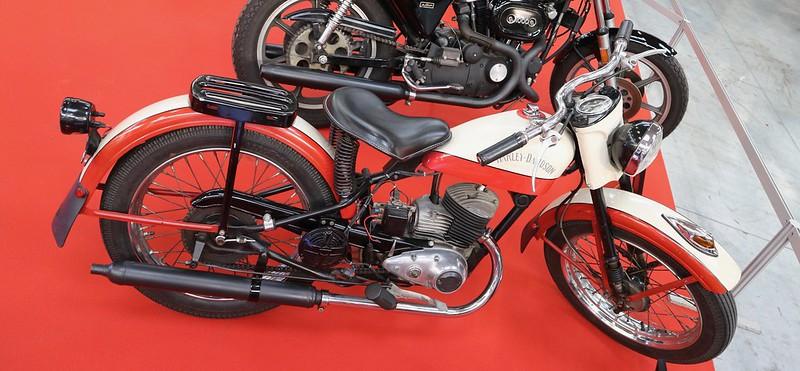 Harley Davidson 165 ST / Moteur DKW 165 Cm3 / 1959 48886988861_c355a19cf8_c
