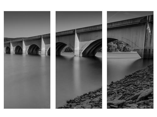 Ashopton Viaduct Triptych