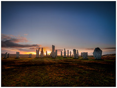 Callanish Sunrise, Isle of Lewis