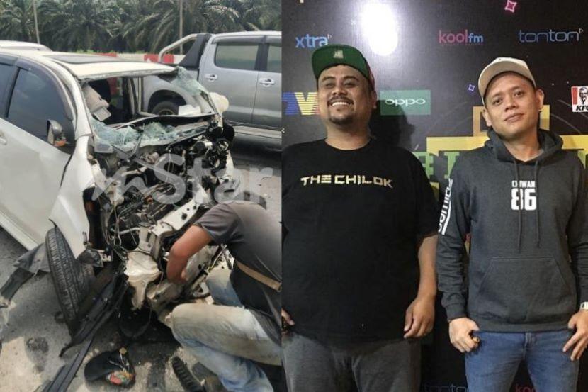 Pelawak Kamal Chilok Meninggal Dunia