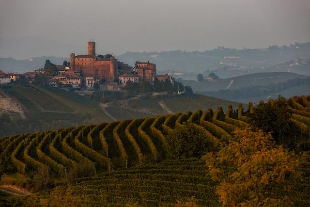 Langhe - Castello di Castiglione Falletto