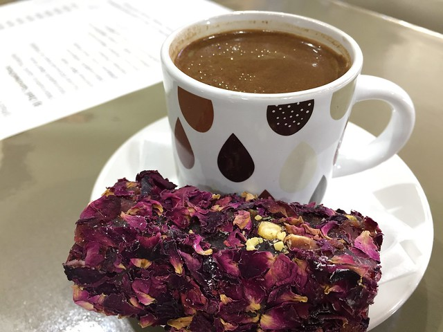 Turkish Coffee & Delight
