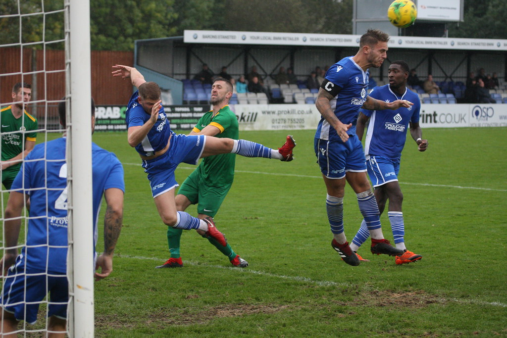 Bishop's Stortford v Horsham 12.10.19