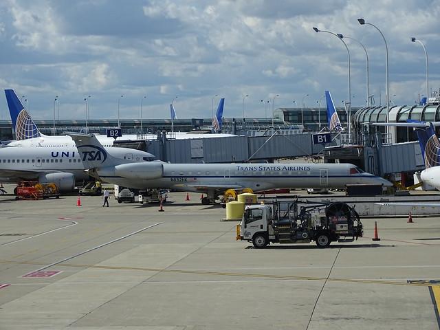 Trans States Airlines Embraer ERJ-145LR N832HK