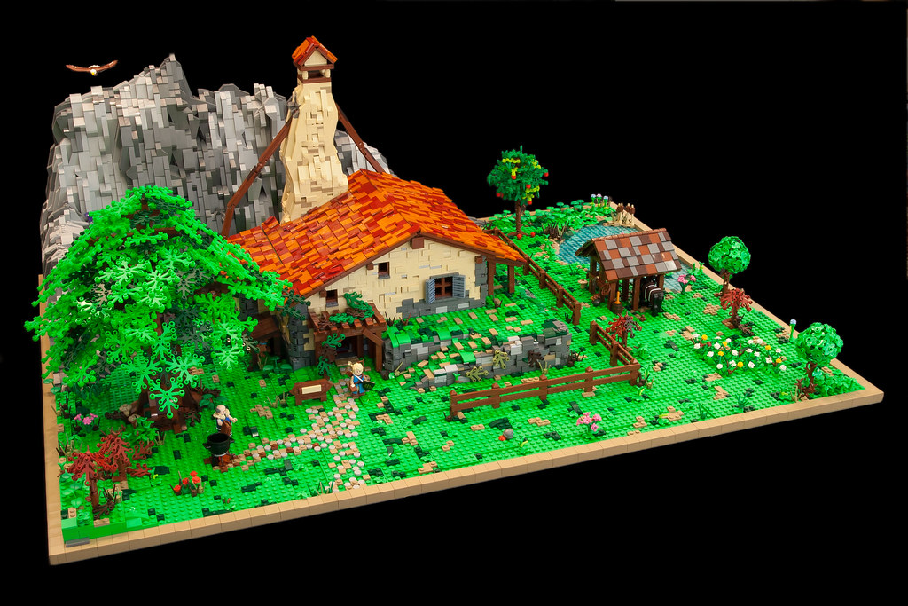 ZELDA- Link's House