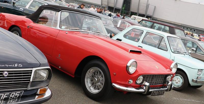 Ferrari 250 GT Cabriolet PininFarina série II / 48887475837_a8af79358b_c